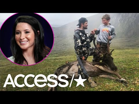 Bristol Palin Faces Backlash After Celebrating Her Son's Hunting Skills  Access