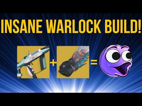 INSANE WARLOCK BUILD! KARNSTEINS + RISKRUNNER! DESTINY 2