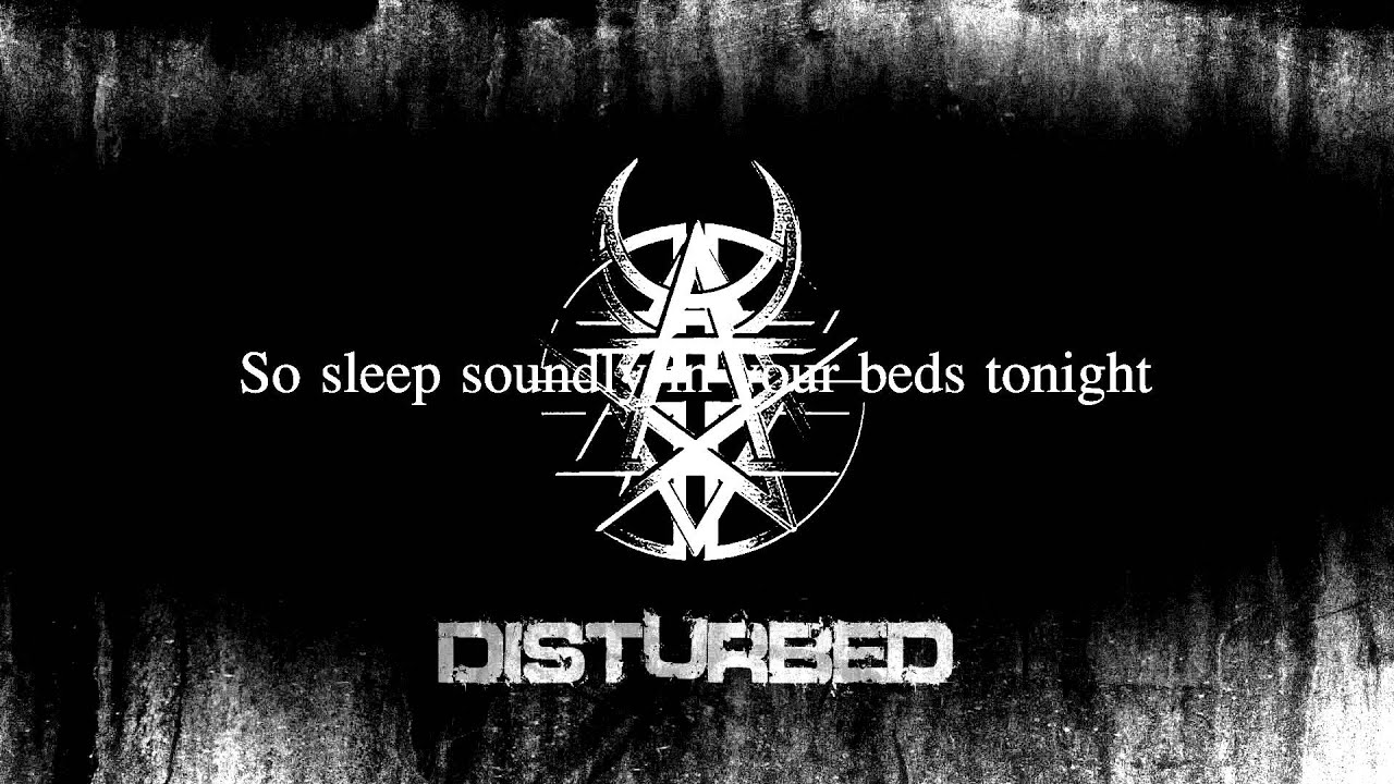 disturbed logo wallpaper - HD1920×1080