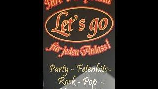 "Hard rock Café -  Band ""Lets Go""-"