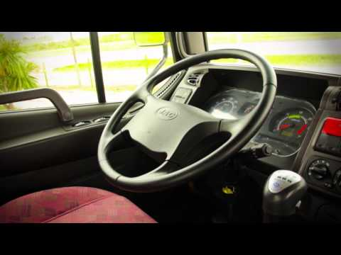 JAC 375 Tractor Test Drive