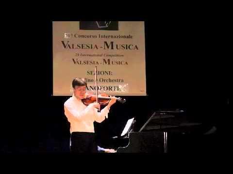 Tchaikovsky violin concert op.35 (part 2) - Yann Passabet-Labiste