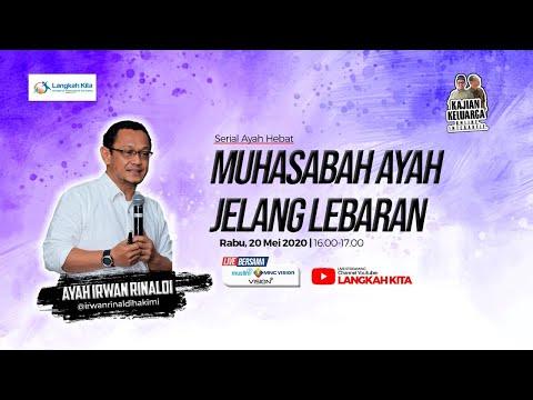 MUHASABAH AYAH MENJELANG LEBARAN - Serial Ayah Hebat 28