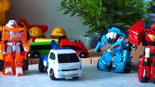видео Игрушки роботы для детей. Пингвин Penbo.