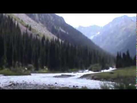 Chon-Kyzyl-Suu. Kyrgyzstan. Чон-Кызыл-Суу. Кыргызстан.