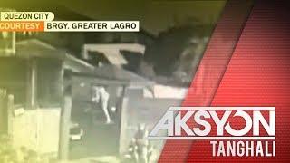 Dalawang suspek sa pagnanakaw, napatay ng mga pulis sa Quezon City