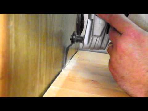1987 Prowler 24p Camper Floor Squeak Fix Youtube