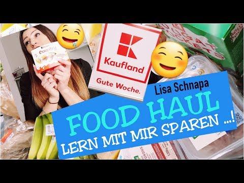 food-haul-|-wocheneinkauf-|-kaufland-|-angebote-|-sparen-|-schneechaos-|