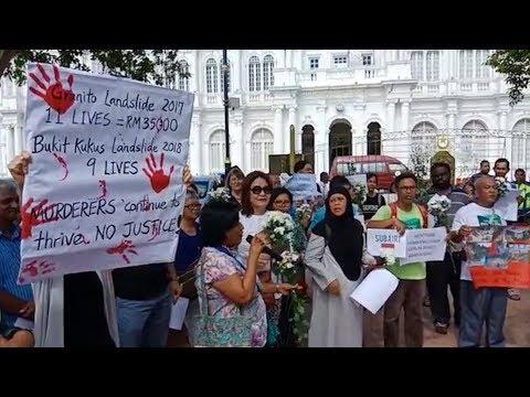 Penang Forum wants to be in landslide probe team