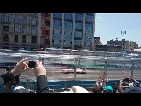 Formula E NYC