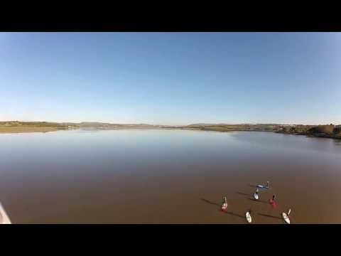 LOUGHOR SUP PADDLE in Carmarthenshire