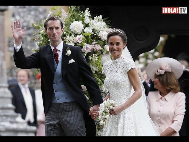 Pippa Middleton y James Matthews esperan su primer hijo | La Hora ¡HOLA!