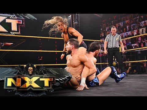 O'Reilly vs. Gargano vs. Dunne – NXT Title No. 1 Contender's Match: WWE NXT, June 1, 2021