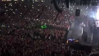 Justin Bieber United Center July 9th, 2013 Opening and All Around The World