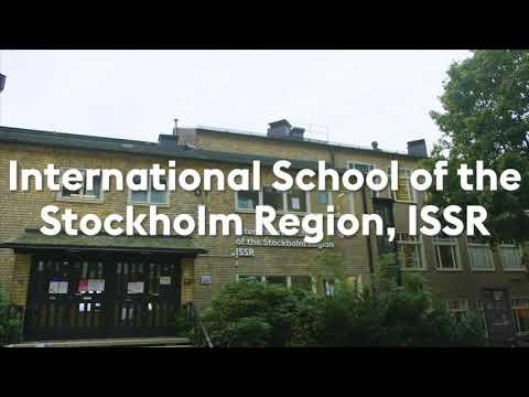 International School of Stockholm Region  ISSR syntolkat