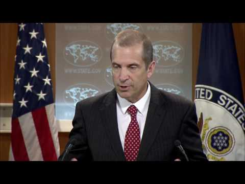 Department Press Briefing  - March 20, 2017