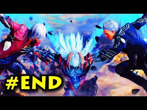 Devil May Cry  – First Look at &#;The Void'
