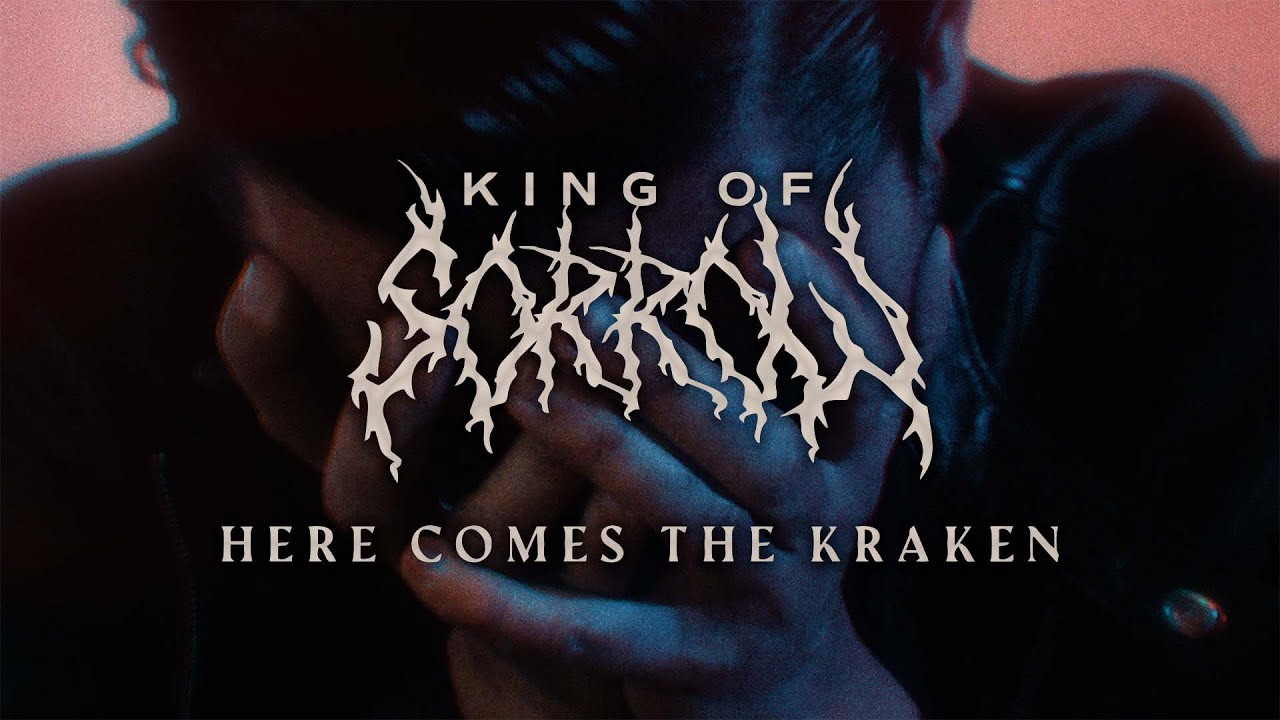 """Download Here Comes The Kraken - """"King Of Sorrow"""" (Official Video)"""