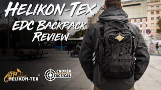 [Vietsub] Balo Helikon-Tex EDC Pack Cordura - Chuyentactical.com