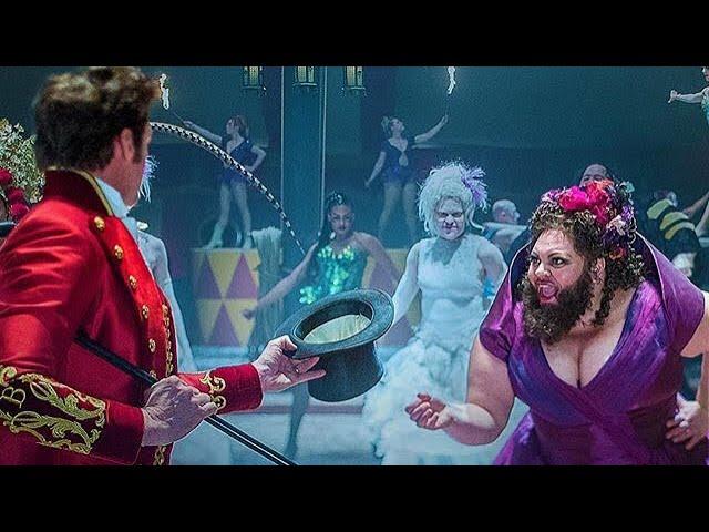 The Greatest Showman Kaela Settle Hugh Jackman The Greatest Showman Chapter One