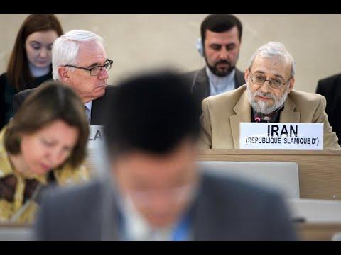 الأمم المتحدة تدعو للتحقيق في انتهاكات إيران الإنسانية  - 07:22-2018 / 3 / 13