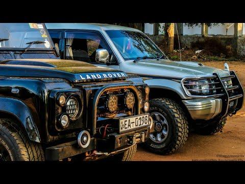 Offroad Sri Lanka | Landrover Defender TD5 Puma ...