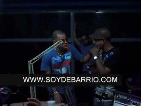 Shadow Blow Estrenendo Aficiaito De Ti En 100% Urbano Radio.wmv