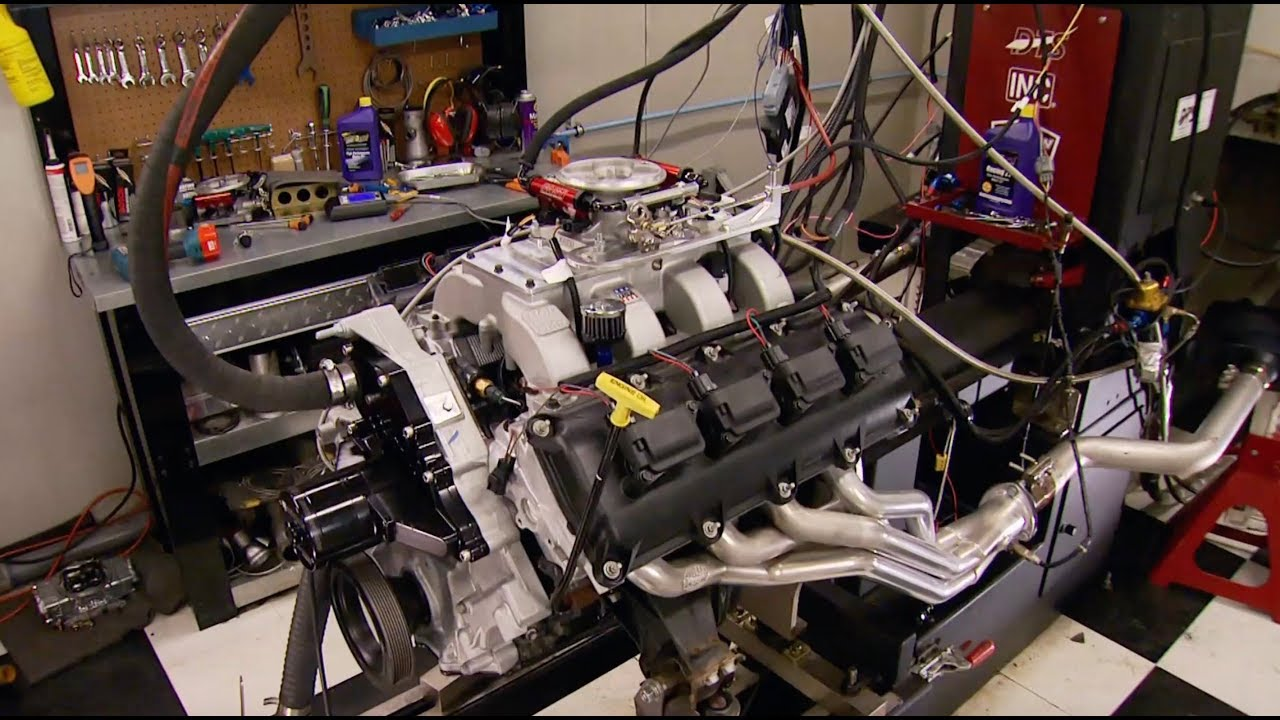 How Many Horsepower Is A 5.7 Hemi >> Recycled 5 7l Hemi Budget Build Stage 2 And 3 Horsepower S15 E3