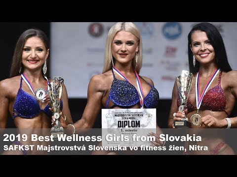 2019 Best Wellnessfitness Girls from Slovakia
