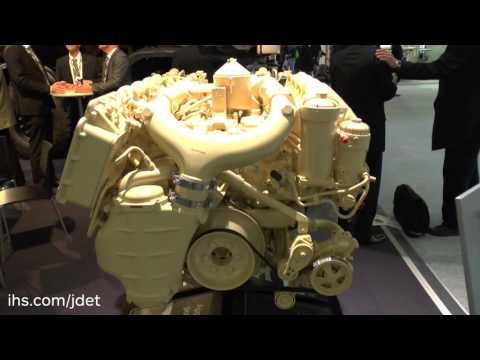 Eurosatory 201: Ihs Jane'S Talks To Scania Engines About Their