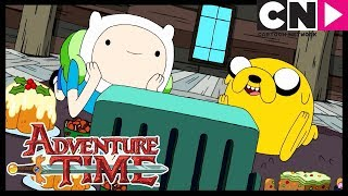 🎄 Adventure Time ⛄️ | Ice King's Secret Tapes | Holly Jolly Secrets Pt. 1 | Cartoon Network