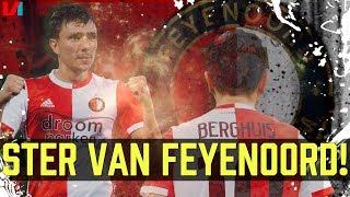 Berghuis dé Man Bij Feyenoord: 'Elke Gevaarlijke Aanval Begint Bij Hem'