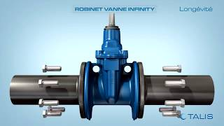 Robinet - vanne INFINITY - BAYARD - [Sectionnement]