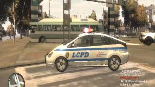 gta iv police pursuit mod day 4