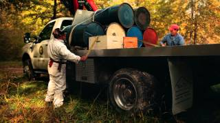 A beekeeper and an industry under threat
