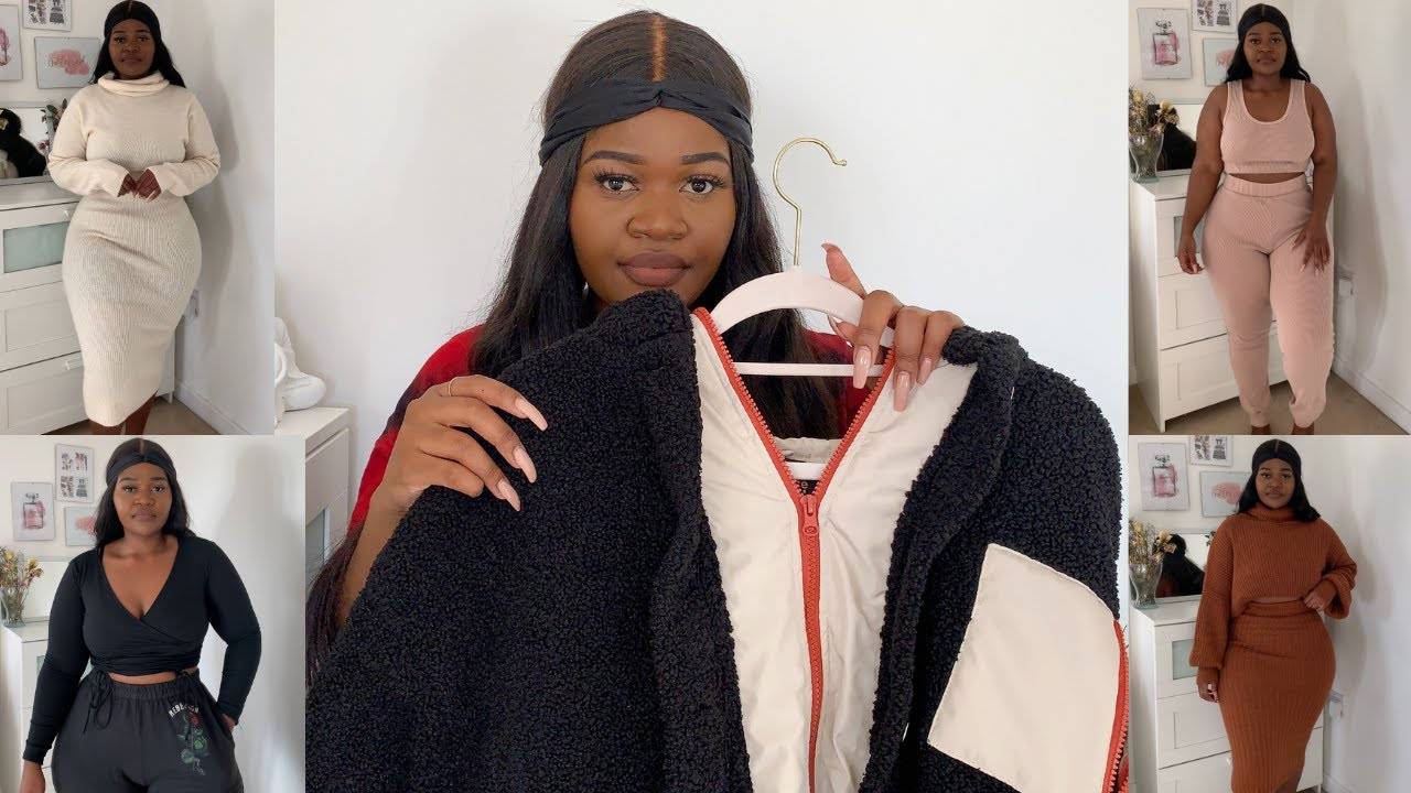 HUGE FASHION NOVA AUTUMN/WINTER TRY ON HAUL