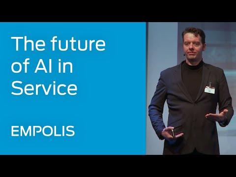 """The Future Of AI In Service"" – Johann Laurentius Cohut (MAN Energy Solutions)"