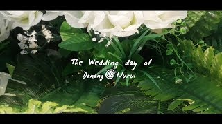 Download Lagu The Wedding day of Danang & Nurul mp3