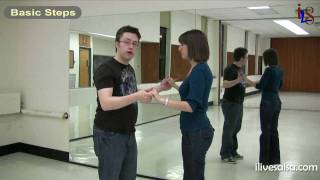 FREE Salsa Dancing Lessons - Beginner's Combo 2