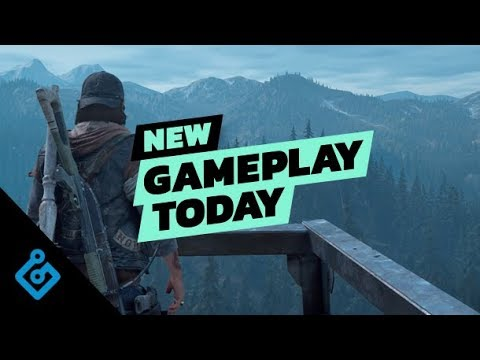 New Gameplay Today – Days Gone