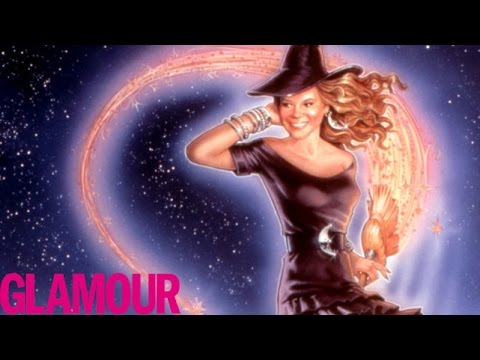 Top That! Teen Witch's Mandy Ingber Reenacts her Famous Rap  Glamour magazine