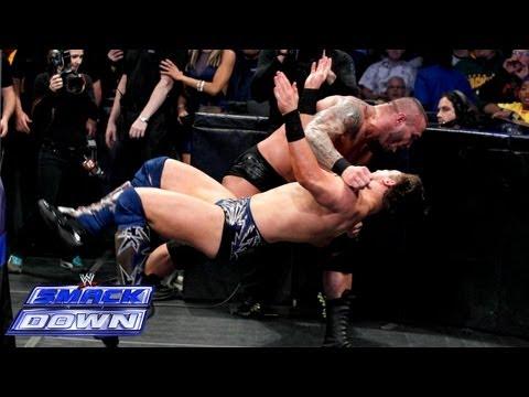 The Miz vs. Randy Orton: SmackDown, Sept. 27, 2013