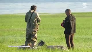 На Кубанском водохранилище задержали браконьеров с сетями