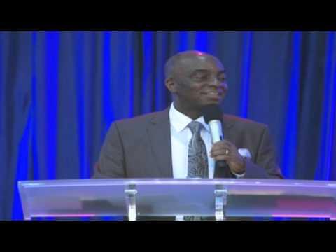 Bishop David Oyedepo-The Power Of Love