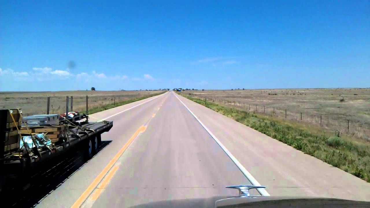 Us 287 north rolling towards campo colorado youtube for Campo co interieur