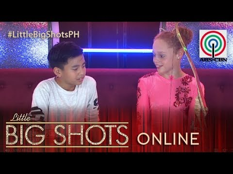 Little Big Shots Philippines Online: Bella | Foot Archer from Pennsylvania