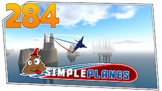 Simple Planes #284 - Mapmod | Let's Play Simple Planes german deutsch HD
