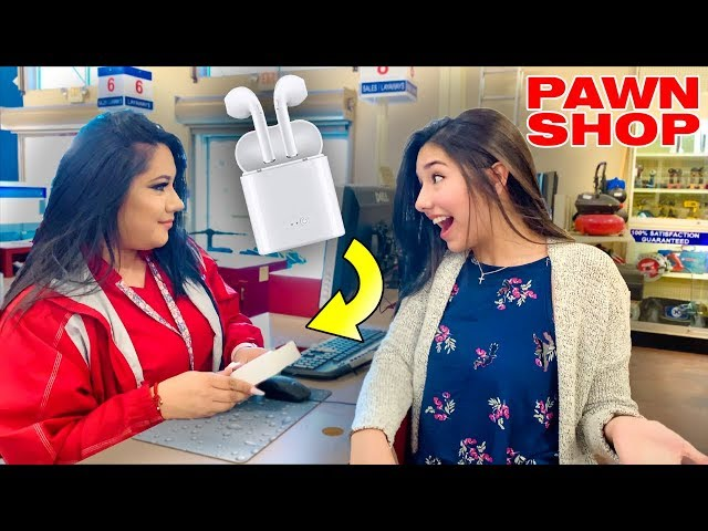 Pawning Fake Apple AirPods!