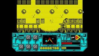 A look at the scrapped Spectrum version of 'Total Recall'