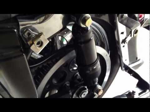 Harley DIY Air Bags - YouTube